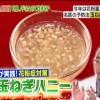 玉ねぎハニーの作り方【名医のTHE太鼓判! 2月19日】花粉症対策予防